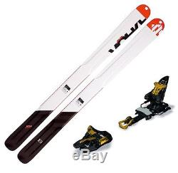Volkl V-Werks Katana Skis with Marker Kingpin 13 Binding NEW 115040 7933P1