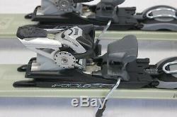 Volkl Vertigo 170 Cm Skis with Marker Bindings