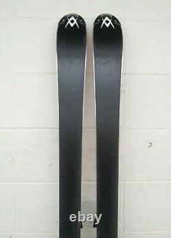 Volkl Vertigo G2 156cm 105-71-93 r=16.4m Skis withMarker M 10 Bindings EXCELLENT