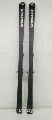 Volkl Worldcup GC Racing P60 180cm Skis withMarker Comp 1400 Bindings LOOK