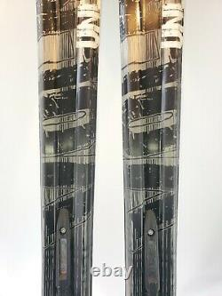 Volkl XTD Unlimited AC30 Skis 177cm with Marker Motion ipt Bindings