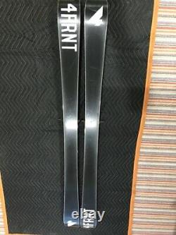 Women's 4FRNT Downhill Skis 162cm with Marker Squire Bindings