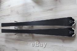 Womens / Ladies Skis VÖLKL Flair 155cm R14.8m 2018 + MARKER Bindings / Völkl